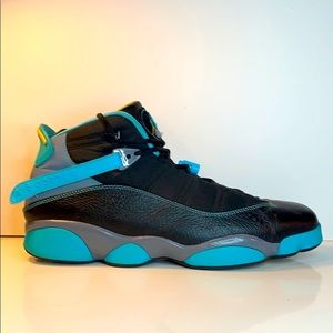 "Men's 2013 Jordan 6 Rings ""Gamma Blue"""